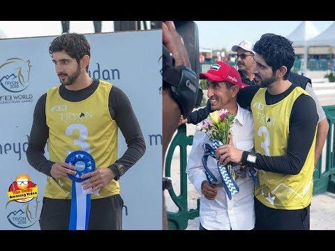 Sheikh Hamdan Champion Victory Tryon International Equestrian