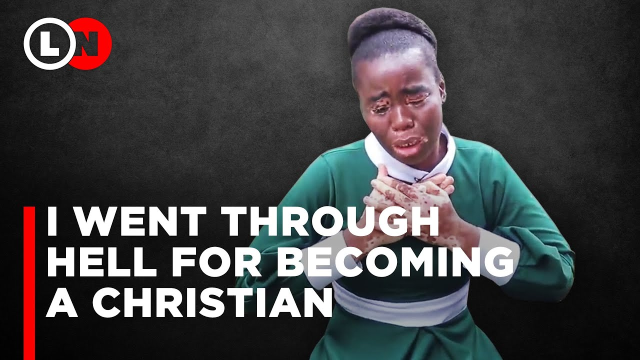 Becoming a Christian ruined my life, I lost my entire family, but I have zero regrets   Lynn Ngugi