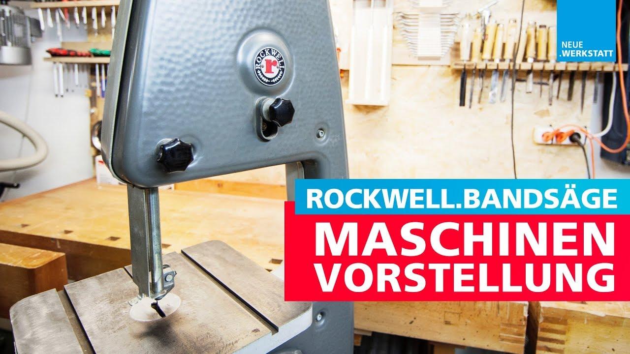 Bandsäge Rockwellmetabo Vorstellung Maschinen Vorstellung