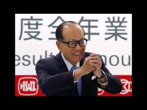 Asia's richest man Li voices support for China's leadership