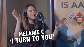 Baixar Melanie C - 'I Turn To You' live @ Ekdom in de Ochtend