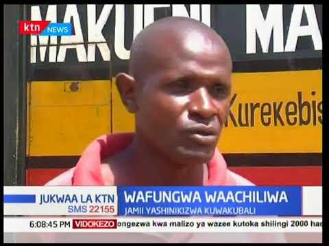 Mafuriko Garissa,yafanya baadhi ya wakazi kuhama mtaani:Jukwaa la Ktn 2018/05/17