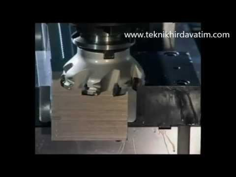 iscar high-feed-rate-face-milling-cutter