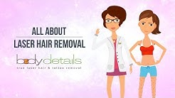 All About Laser Hair Removal | Body Details