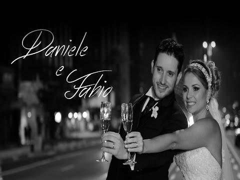 Espaço Europa   Daniele e Fabio - Wedding Film
