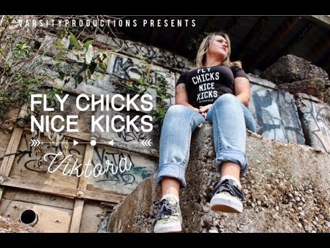 Fly Chicks Nice Kicks Episode 5