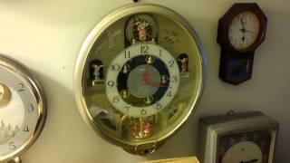 SEIKO チャーミングベル RE538S からくり時計 thumbnail