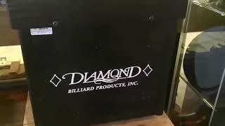Diamond Billiards Pool Ball Cleaner
