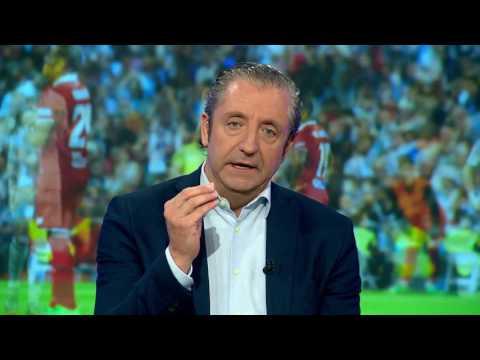 """J.Pedrerol: """"""""Es difícil despedirse de una manera más elegante que James Rodríguez del Real Madrid"""""""