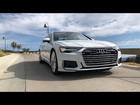 2019 Audi A6  Prestige | Exterior and Interior Look