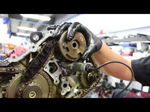 JHM Timing Chain Kit Installation Visual Walk Through  - Audi B6-B7 S4 and C5 Allroad 4.2L