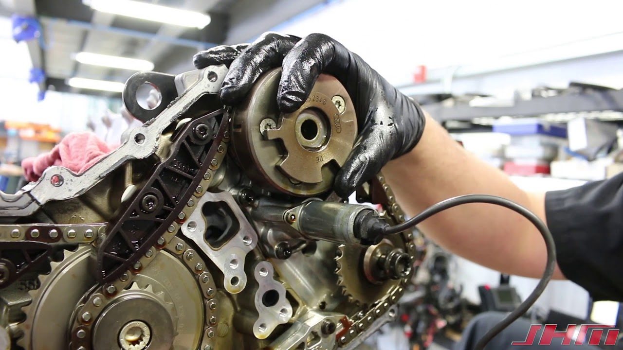 audi s4 v8 timing chain service