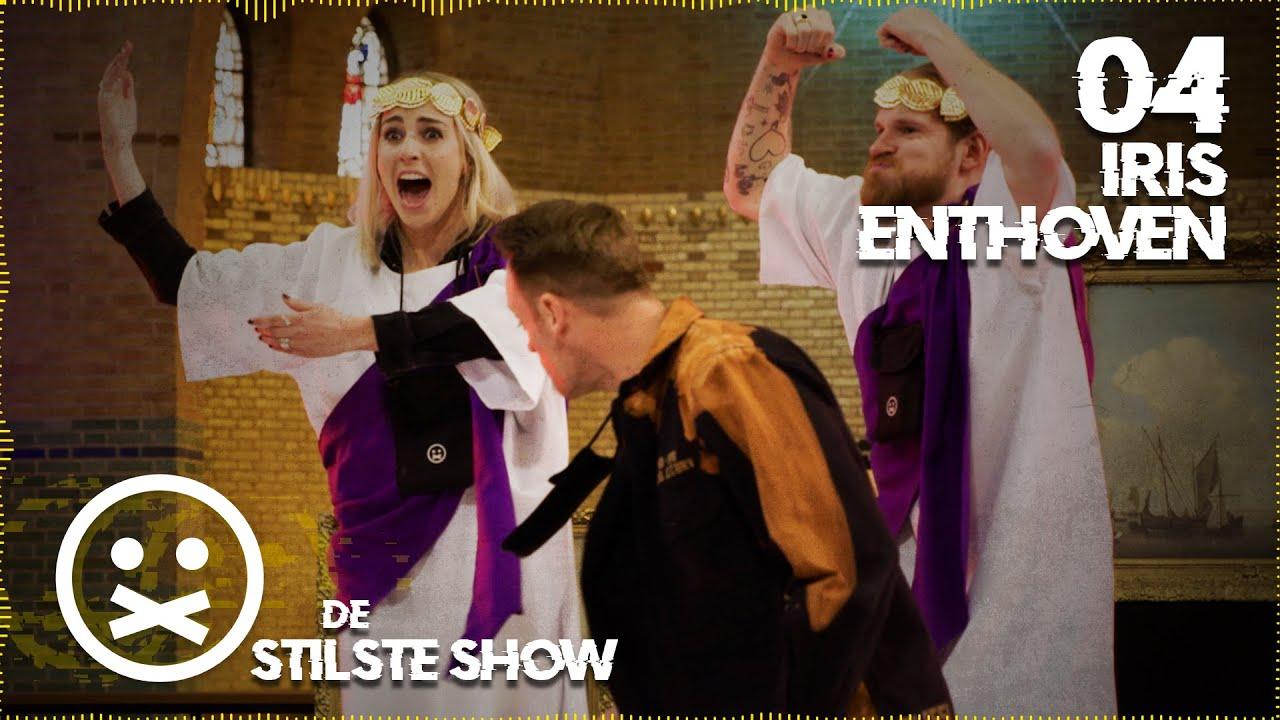 IRIS ALS DOELWIT   De Stilste Show #4 met Iris Enthoven