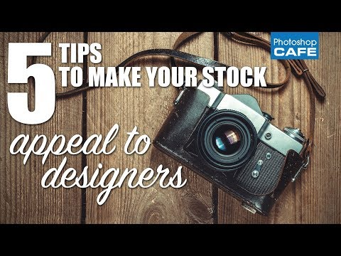 5 ways to make your stock photos appeal to designers