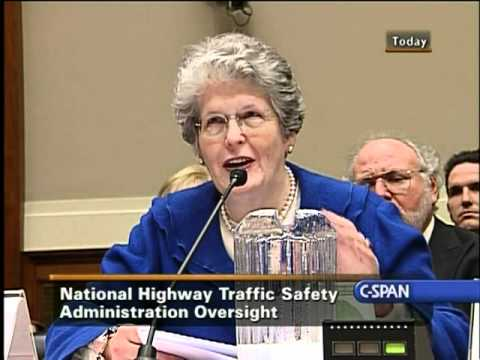 National Highway Traffic Safety Administration Oversight