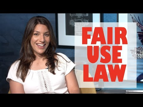 Stealing photos is LEGAL? Fair Use Law in Action