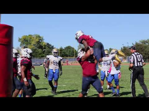 Sterling College vs Tabor College Highlight 10/7/17