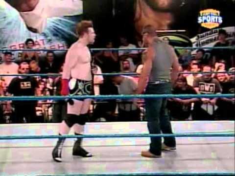FCW TV 10.19.2008 - Sheamus Calls Out Batista