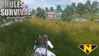 Hunting them Down! (Rules of Survival: Battle Royale)