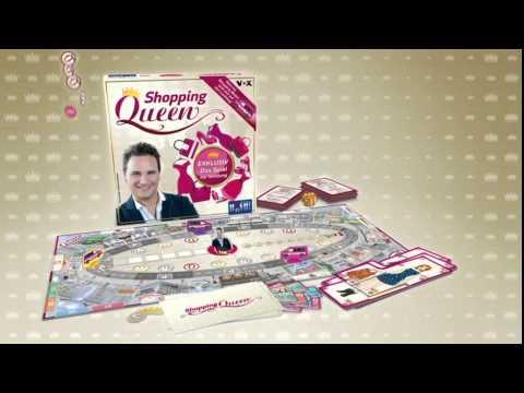 Shopping Queen Spiel Brettspiel