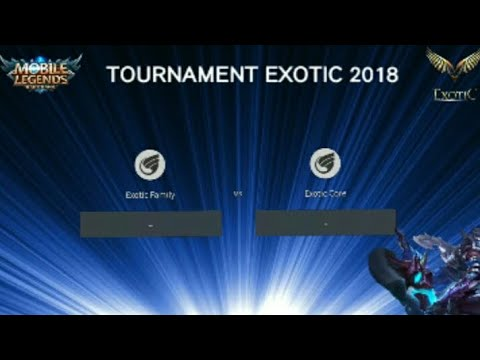 [LIVE] TOURNAMENT EXOTIC 2018 - SEASON 1 #MATCHDAY 4