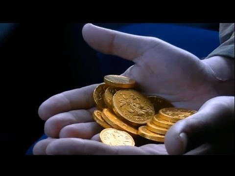 42.Поиск золота Находка ПРОСТО КЛАСС !!!