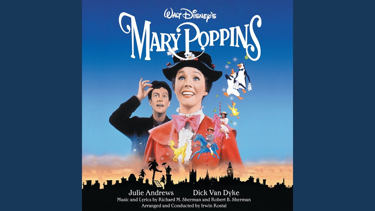 Chim Chim Cher Ee From Mary Poppins Soundtrack Version Youtube