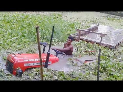 Machines forced to Work | Overloaded Truck