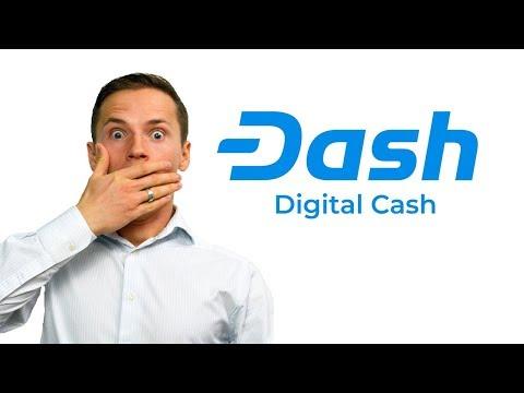 Обзор Dash - Инвестировать в Криптовалюту Dash - Digital Cash