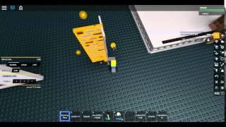 Roblox: F3X SpeedBuilds: Easy Modern House