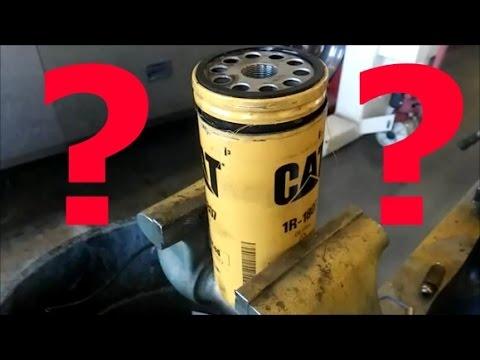 Should You Pre Fill an Oil Filter? Should You Pre Fill a Fuel Filter?