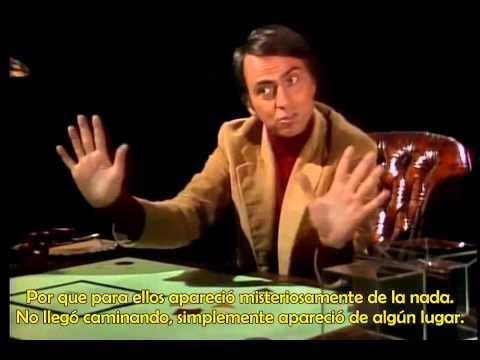 La Cuarta Dimension explicada por Carl Sagan