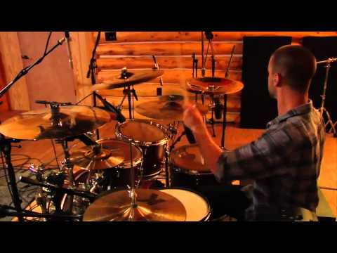 Matt Greiner in the studio 2011 -...