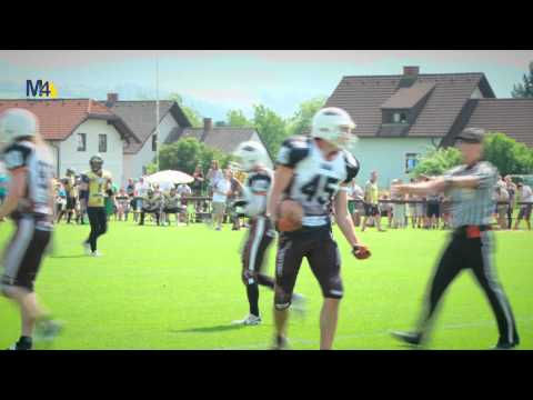 AFC Union Mostviertel Bastards vs. Vikings Super Seniors 20:28 / May 2014