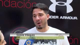 Fundación Greivis Vàsquez trabaja por el baloncesto venezolano