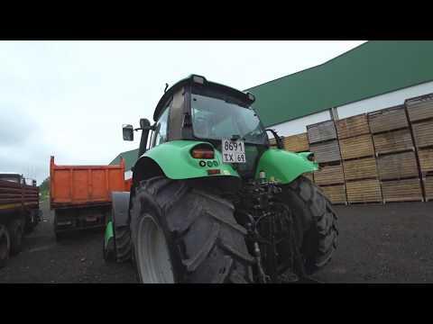 Банкротное имущество серия 65 (Трактор Deutz-Fahr Agrotron, НЕФАЗ-8560, КАМАЗ манипулятор, Конвейер)