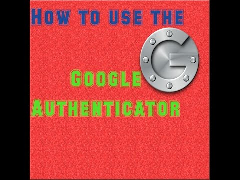 Google Authenticator | Two factor authentication with Google Authenticator