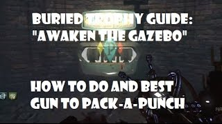 "Buried trophy guide: ""Awaken the Gazebo"""