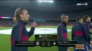 БарселонаРеал Бетис