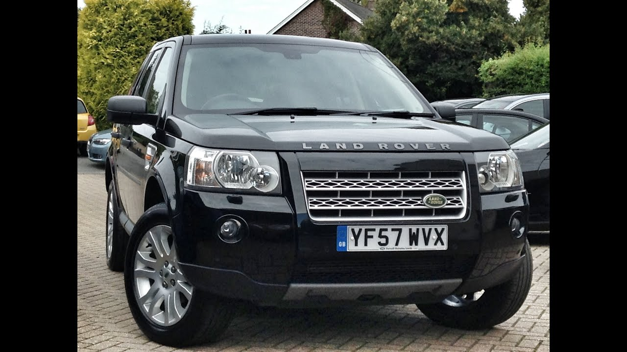land rover freelander 2 2 td4 hse 5dr auto sold bycmc cars near brighton sussex youtube. Black Bedroom Furniture Sets. Home Design Ideas