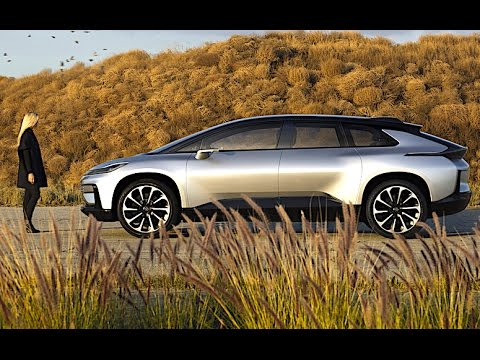 Thumbnail: Faraday Future FF 91 2017 World Premiere CES Faraday Future FF 91 Electric Self Driving Car CARJAM