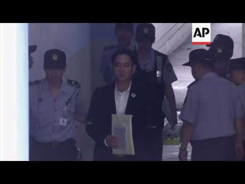 SKorea ex-health minister guilty on Samsung vote