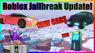 🔴JAILBREAK WINTER UPDATE! CODES, LEVELING UP FAST ~CHRISTMAS~ (ROBLOX) *Live*