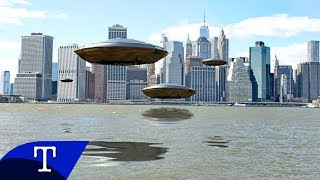 27 UFO SIGHTINGS REPORTED IN MANHATTAN