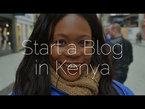 Create a WordPress Blog in Kenya - Full Step by Step Tutorial
