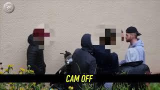 JE RÉCUPÈRE UN SCOOTER VOLÉ DANS UN QUARTIER CHAUD ! ( CAM OFF )