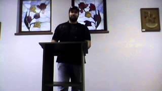 Jared Jones Introduction speech