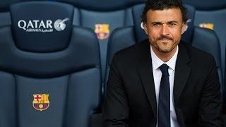 Luis Enrique, nuevo técnico del FC Barcelona