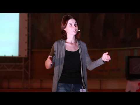 Sa da sau sa nu: Cristina Flutur at TEDxCluj