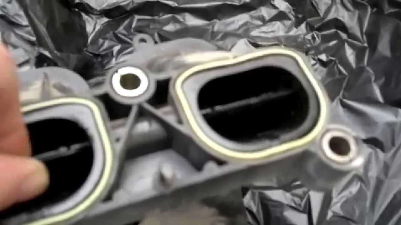 Ford Mondeo Mk3 Intake Manifold Youtube